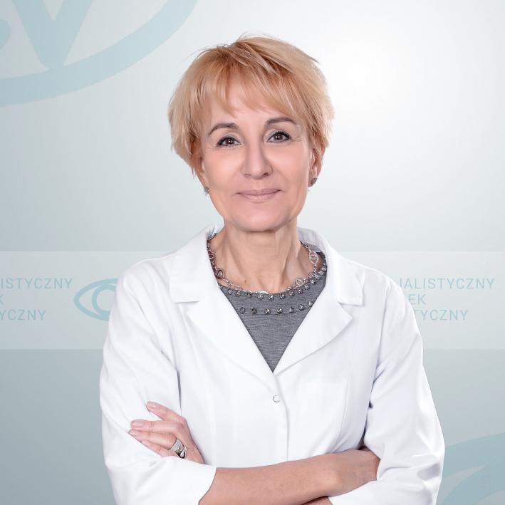 Lek. med. Małgorzata Baranowska