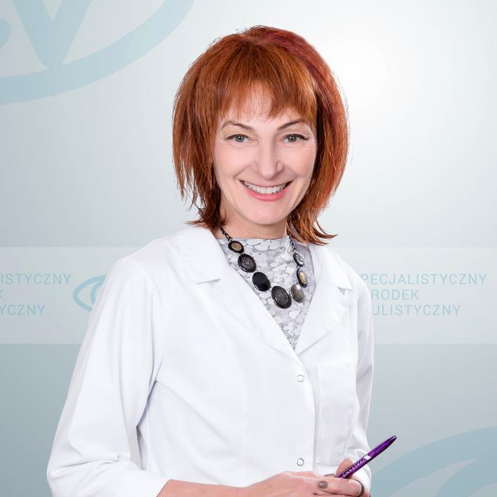 Dr n. med. Małgorzata Mulak