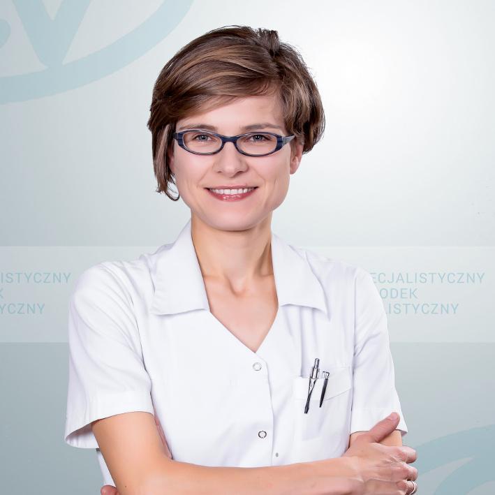 Dr n. med. Magdalena Wasik