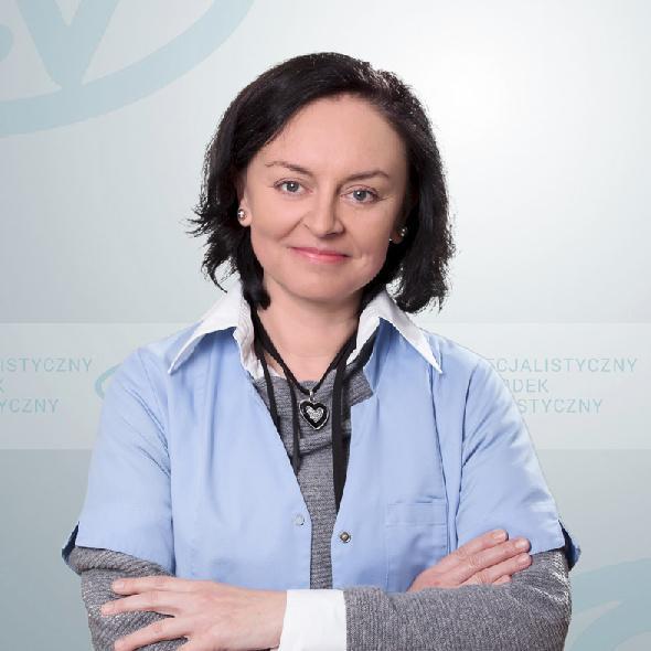 Lek. med. Anna Jurczyszak
