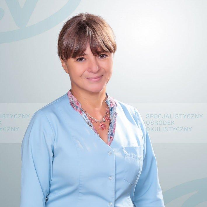 Dr n. med. Małgorzata Jarzębińska - Večeřova