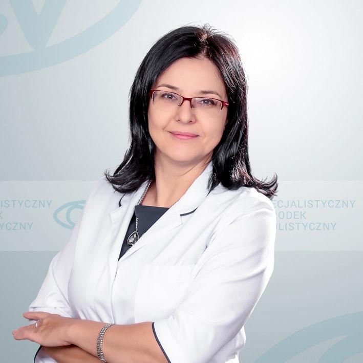 Lek. med. Ewa Kostuś