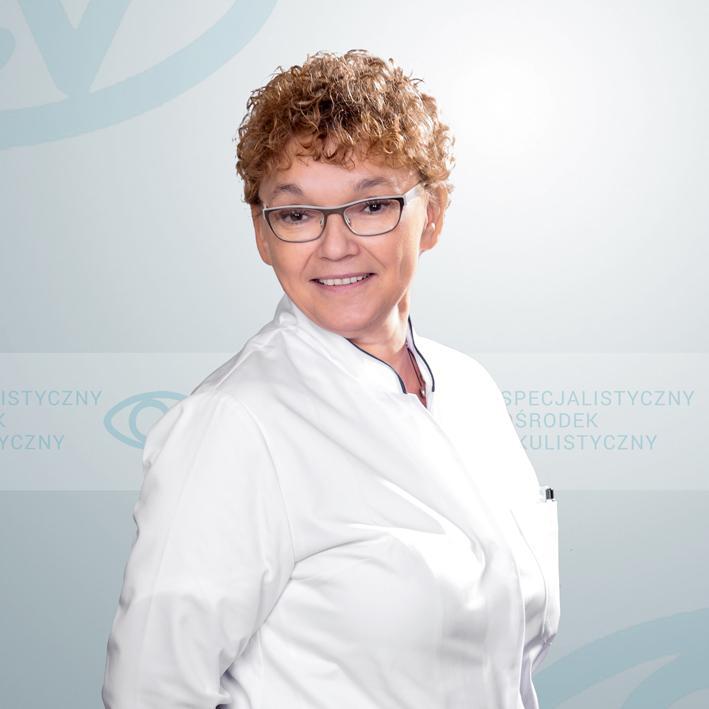 Lek. med. Joanna Kulińska