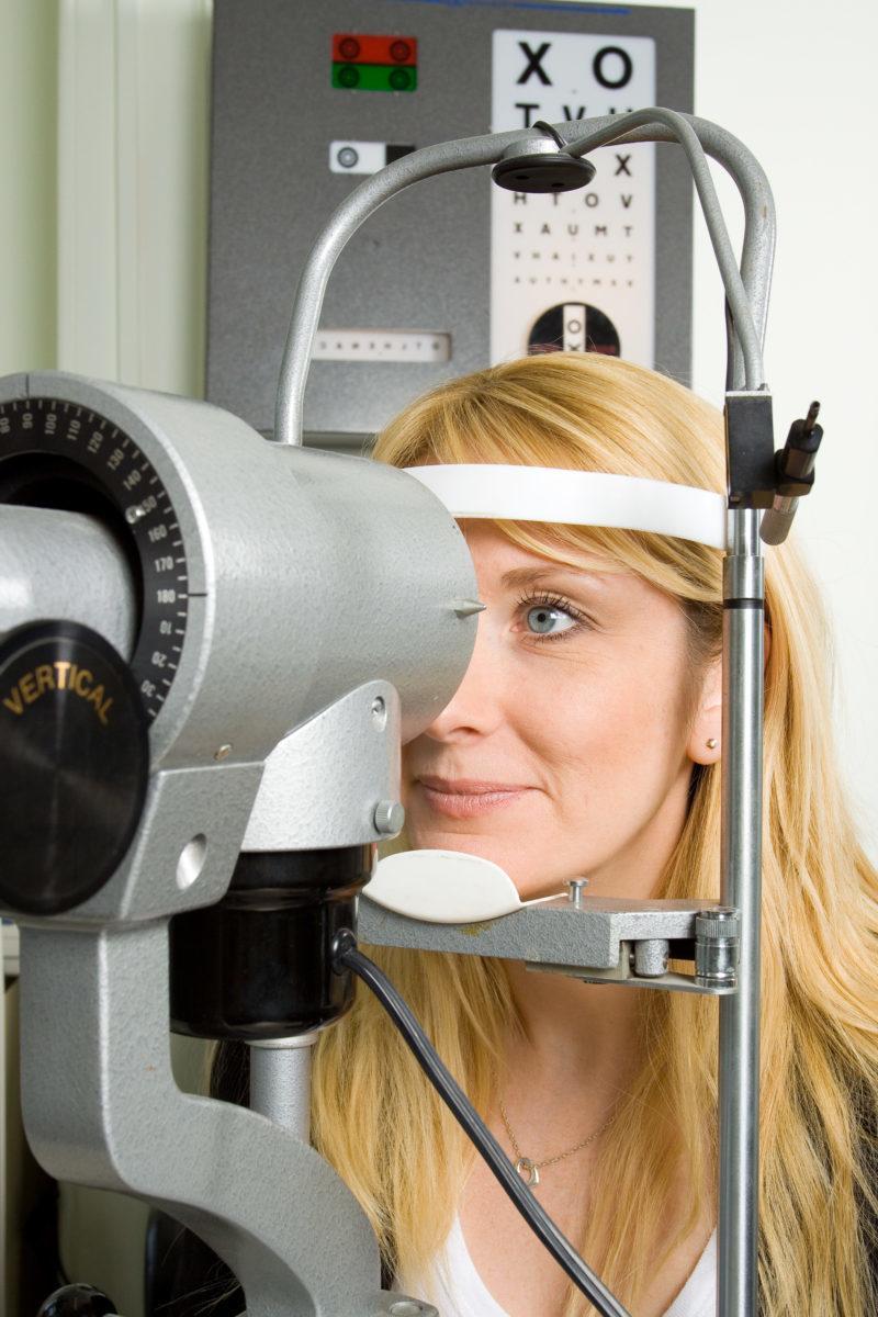 Perymetria, czyli badanie pola widzenia