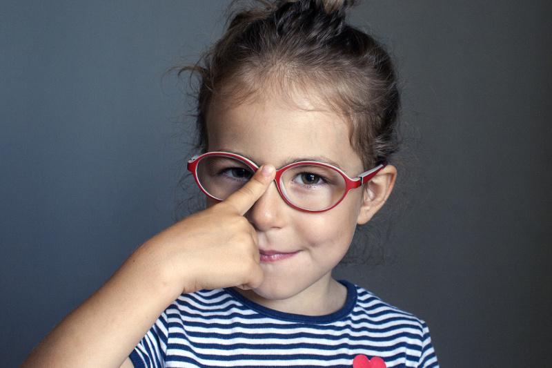 Wizyta dziecka u okulisty